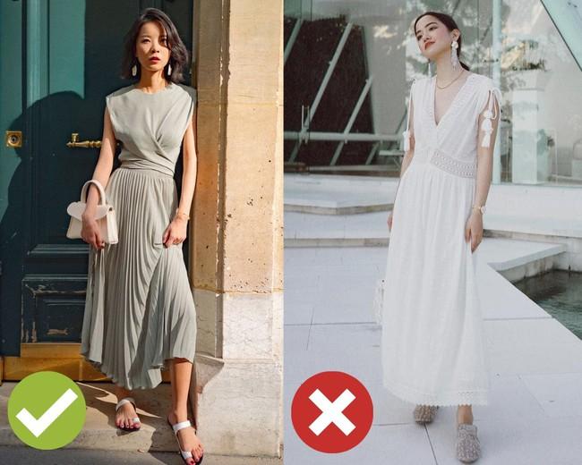 Đi dự đám cưới, muốn duyên dáng lịch sự nhất thì bạn vẫn nên tránh 5 kiểu trang phục sau đây - Ảnh 1.