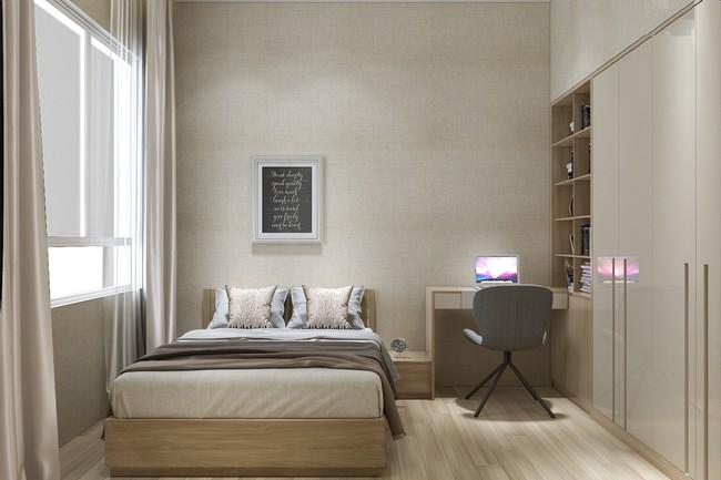 Tư vấn thiết kế cải tạo nhà cấp 4 có diện tích 54m², vừa kinh doanh vừa để ở cho gia đình 4 người - Ảnh 8.
