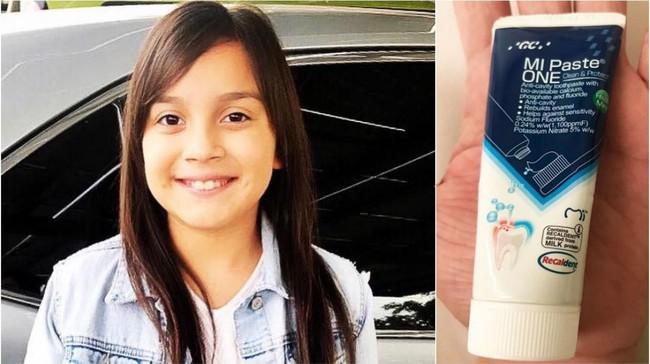 Con gái bị sốc phản vệ vì dị ứng kem đánh răng, bà mẹ lên tiếng khẩn thiết cảnh báo các bậc phụ huynh nhớ đọc kỹ hướng dẫn trước khi dùng - Ảnh 3.