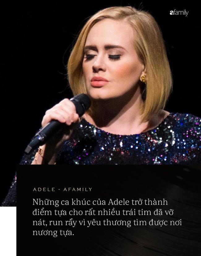 Adele và chuyện tình 8 năm vừa đứt đoạn: Cứ ngỡ chân ái cuộc đời, cuối cùng vẫn phải nói lời chia tay - Ảnh 3.