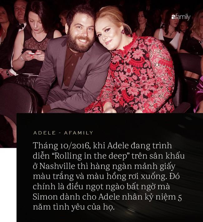 Adele và chuyện tình 8 năm vừa đứt đoạn: Cứ ngỡ chân ái cuộc đời, cuối cùng vẫn phải nói lời chia tay - Ảnh 12.
