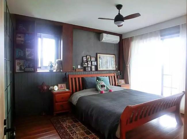 Căn hộ 170m² được thiết kế lý tưởng dành cho những cặp vợ chồng yêu thích đọc sách - Ảnh 13.