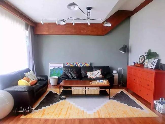 Căn hộ 170m² được thiết kế lý tưởng dành cho những cặp vợ chồng yêu thích đọc sách - Ảnh 4.
