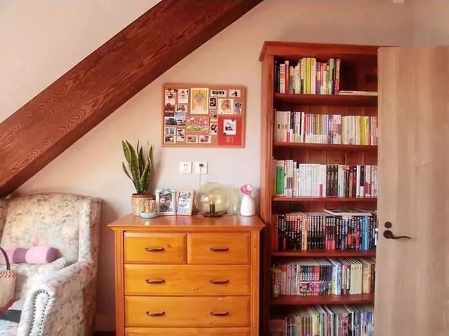 Căn hộ 170m² được thiết kế lý tưởng dành cho những cặp vợ chồng yêu thích đọc sách - Ảnh 19.