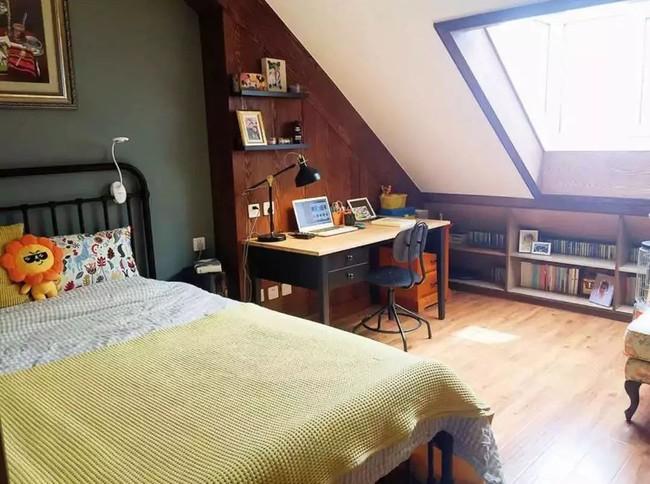 Căn hộ 170m² được thiết kế lý tưởng dành cho những cặp vợ chồng yêu thích đọc sách - Ảnh 18.