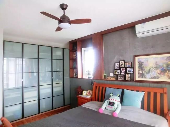 Căn hộ 170m² được thiết kế lý tưởng dành cho những cặp vợ chồng yêu thích đọc sách - Ảnh 14.