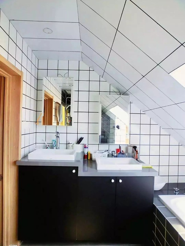 Căn hộ 170m² được thiết kế lý tưởng dành cho những cặp vợ chồng yêu thích đọc sách - Ảnh 22.