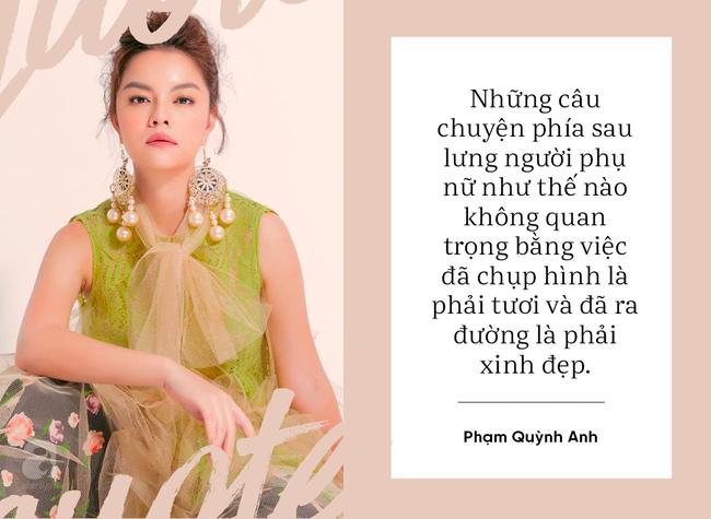 Hoàng Thùy Linh lần đầu phản ứng trước tin đồn là người thứ ba; Phạm Quỳnh Anh triết lý về phụ nữ hậu hôn nhân - Ảnh 2.
