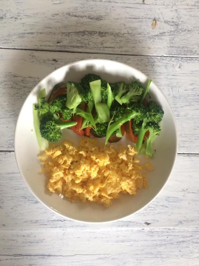 Thực đơn giảm cân chuẩn Eat Clean của cô sinh viên truyền cảm hứng ăn sạch cho nhiều người - Ảnh 8.