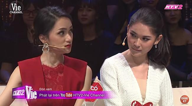 Hương Giang dằn mặt Á hậu Thùy Dung trên truyền hình: Cần phải biết tôn ti trật tự em nhé! - Ảnh 3.