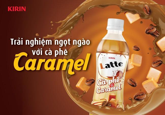 Nếu là fan cuồng caramel, bạn chắc chắn phải biết đến KIRIN Latte Cà phê - Caramel! - Ảnh 4.