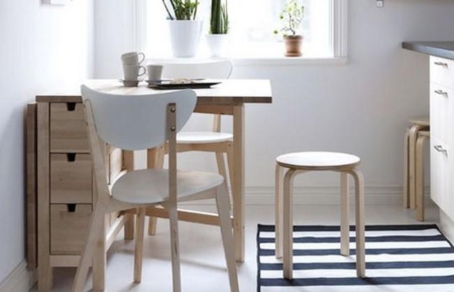 Mẫu thiết kế bàn thông minh không những tối ưu không gian cho phòng bếp mà còn có rất nhiều lợi ích khác - Ảnh 1.