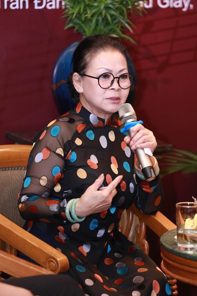 Cuối cùng, sau nhiều năm, Khánh Ly mới lên tiếng giải thích vì sao không về dự tang lễ Trịnh Công Sơn - Ảnh 3.