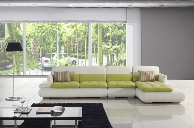 8 nguyên tắc để bố trí sofa đúng phong thủy mang tài lộc, may mắn vào nhà - Ảnh 5.