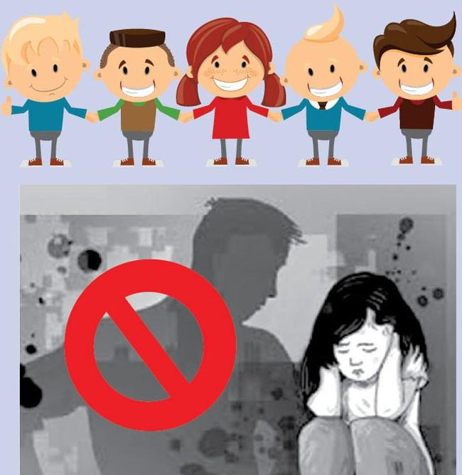 """6 nguyên tắc """"vàng"""" giúp trẻ mạnh mẽ, tự bảo vệ bản thân và ngăn chặn kẻ xấu xâm hại. - Ảnh 1."""