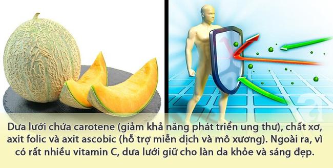 9 loại thực phẩm có tính kiềm giúp bạn giảm mỡ thừa nhanh cực nhanh trong hè này - Ảnh 4.