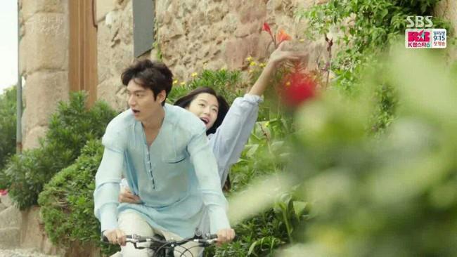 Xem lại Huyền thoại biển xanh của Lee Min Ho, chỉ muốn xách ba lô lên và đi ngay lập tức vì lý do này - Ảnh 4.