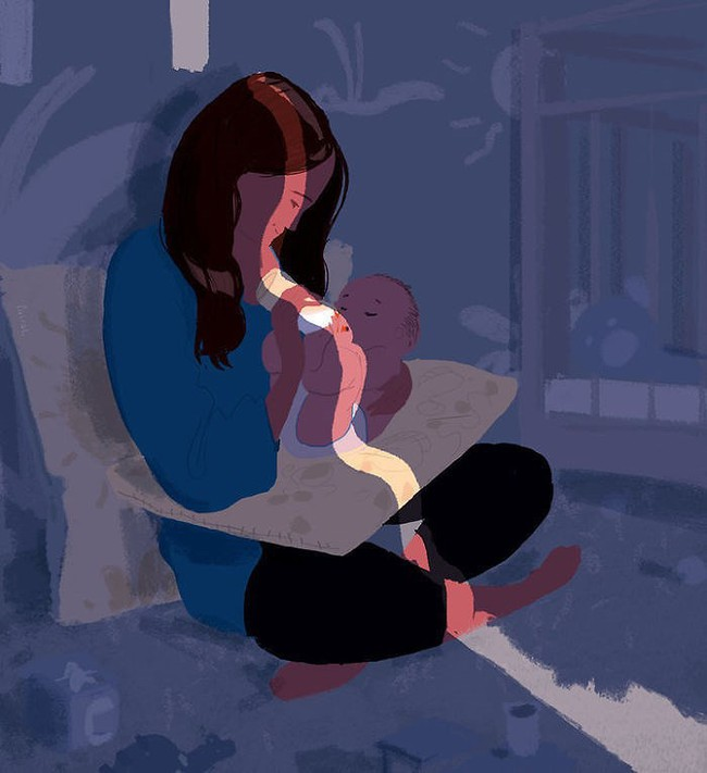 Câu nói của chồng khi em vào phòng sinh đã ám ảnh và luôn thôi thúc em làm chuyện khờ dại - Ảnh 2.