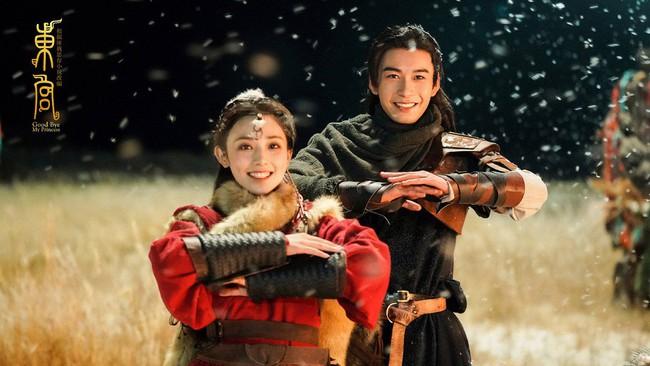 Fan sướng rơn vì Đông Cung đột ngột tung cảnh quay ngoại truyện, Trần Tinh Húc - Bành Tiểu Nhiễm tình bể bình  - Ảnh 8.