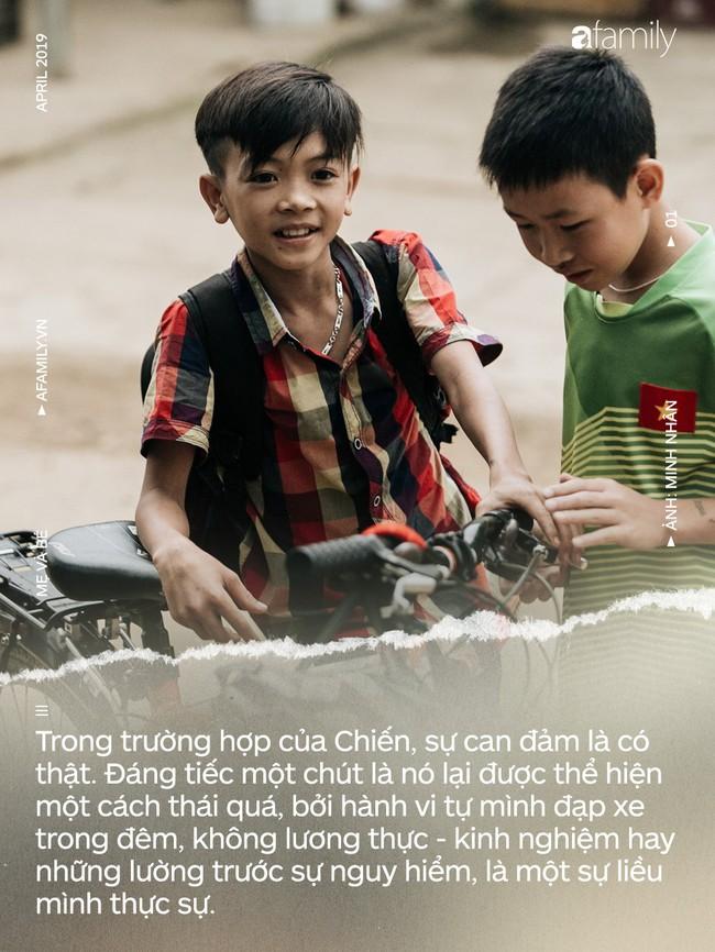Từ chuyện cậu bé 13 tuổi đạp xe 103 km để thăm em: Hãy dạy con rằng lòng can đảm rất khác sự liều lĩnh - Ảnh 2.
