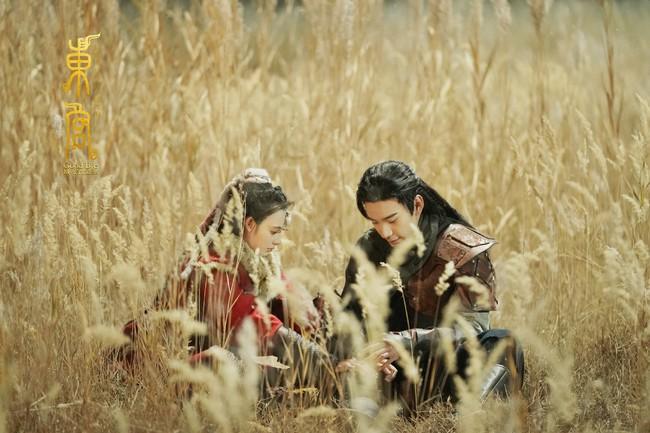 Fan sướng rơn vì Đông Cung đột ngột tung cảnh quay ngoại truyện, Trần Tinh Húc - Bành Tiểu Nhiễm tình bể bình  - Ảnh 9.