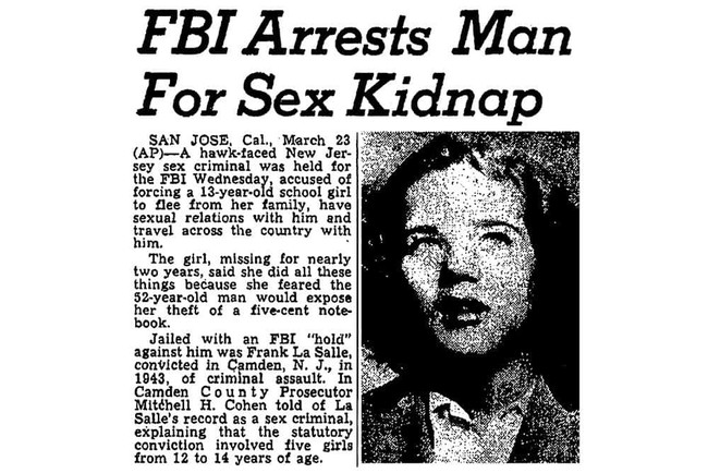 Chuyện buồn của Lolita đời thực: Bé gái bị yêu râu xanh giam cầm suốt 2 năm, khi được tự do thì bị truyền thông tấn công và qua đời ở tuổi 15 - Ảnh 6.