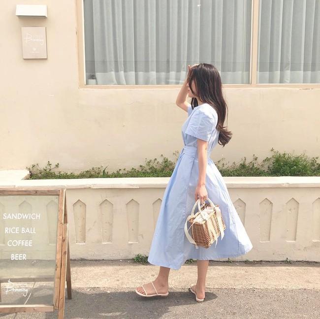 Khép lại đợt nghỉ lễ với 15 set đồ đến từ street style Châu Á, bạn sẽ học được cả tá cách mix cực hay cho hè này  - Ảnh 12.