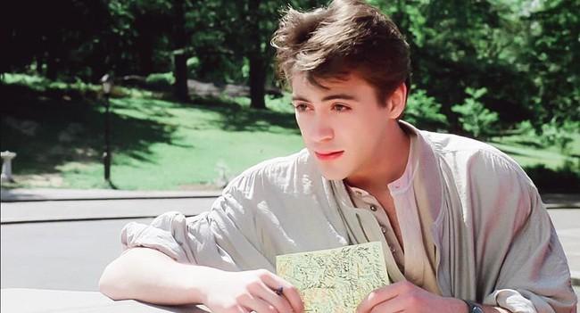 Gục ngã trước loạt ảnh thời trẻ đẹp trai hút hồn của Iron Man Robert Downey Jr. - Ảnh 7.