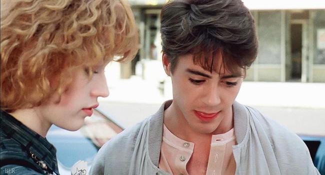 Gục ngã trước loạt ảnh thời trẻ đẹp trai hút hồn của Iron Man Robert Downey Jr. - Ảnh 3.