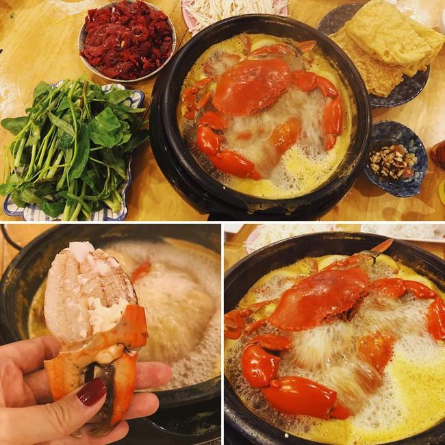MC Diệp Chi trổ tài làm đồ ăn Nhật tại gia cho con gái Sumo, hội chị em trầm trồ vì hấp dẫn như nhà hàng - Ảnh 11.