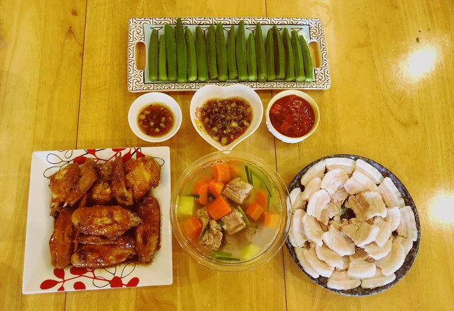 MC Diệp Chi trổ tài làm đồ ăn Nhật tại gia cho con gái Sumo, hội chị em trầm trồ vì hấp dẫn như nhà hàng - Ảnh 6.
