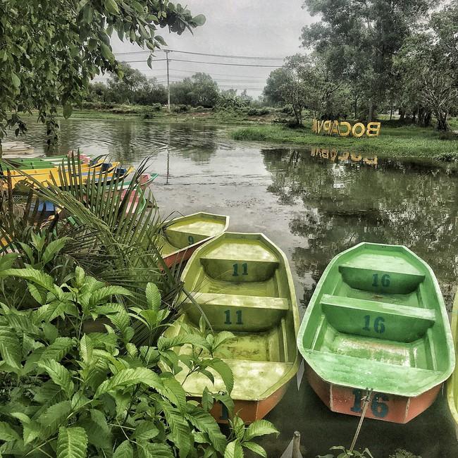 4 khu du lịch sinh thái gần Sài Gòn đi về trong ngày, thích hợp cho bố mẹ đưa con đi chơi dịp lễ sắp tới - Ảnh 1.