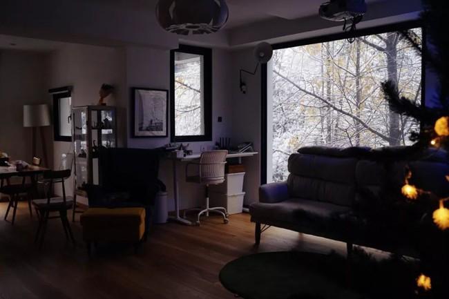 Căn hộ 27m² cũ rích, vừa hẹp vừa dài biến hình thành không gian hiện đại dành cho gia đình 5 người sau cải tạo - Ảnh 5.