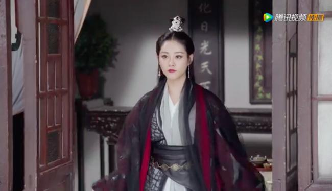 Xem trước cảnh Chu Chỉ Nhược độc ác, fan gọi tên Châu Hải My vì biểu cảm trợn trừng, bĩu môi giống y đúc  - Ảnh 1.