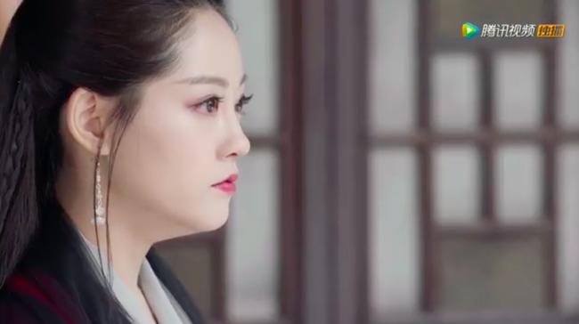 Xem trước cảnh Chu Chỉ Nhược độc ác, fan gọi tên Châu Hải My vì biểu cảm trợn trừng, bĩu môi giống y đúc  - Ảnh 7.