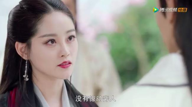 Xem trước cảnh Chu Chỉ Nhược độc ác, fan gọi tên Châu Hải My vì biểu cảm trợn trừng, bĩu môi giống y đúc  - Ảnh 12.