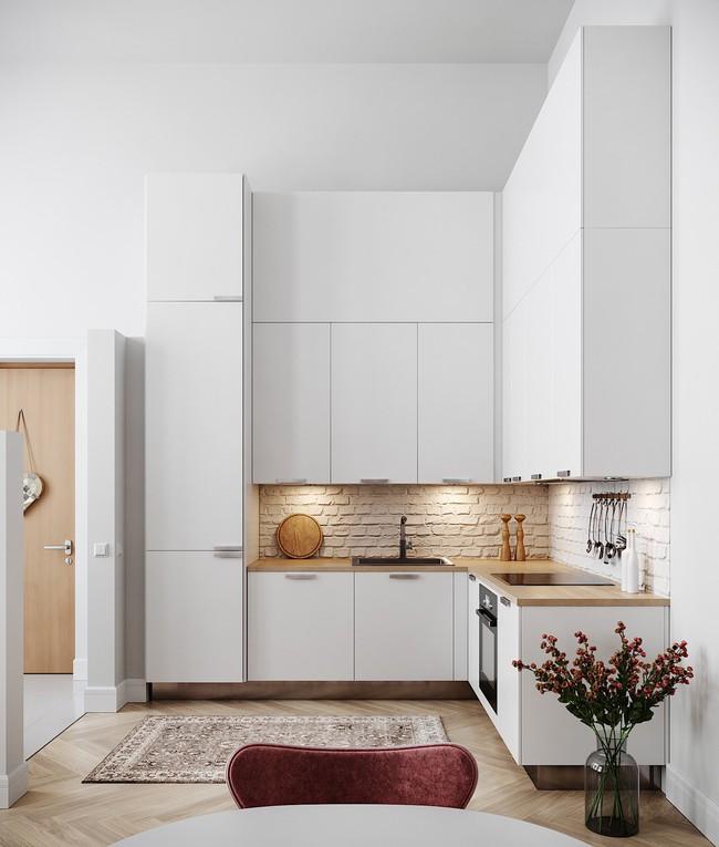 Tư vấn thiết kế nhà cấp 4 đầy đủ tiện nghi và tiện lợi cho gia đình 3 thế hệ - Ảnh 3.