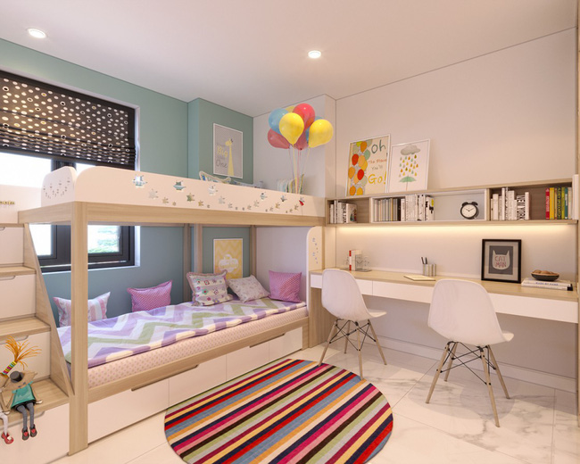 Tư vấn thiết kế nhà cấp 4 đầy đủ tiện nghi và tiện lợi cho gia đình 3 thế hệ - Ảnh 5.