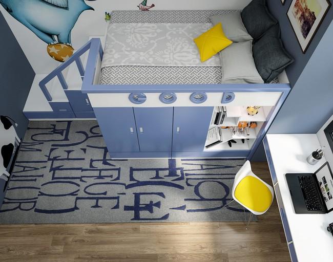 Tư vấn thiết kế nhà cấp 4 đầy đủ tiện nghi và tiện lợi cho gia đình 3 thế hệ - Ảnh 6.
