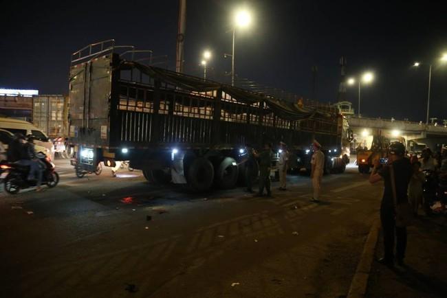 Tai nạn giao thông, Tai nạn chết người, 2 cụ già bị xe tải đâm tử vong