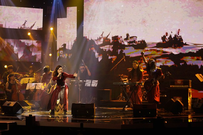 Học trò Nguyễn Hải Phong bị chê có HLV cố đấm ăn xôi vẫn nghiễm nhiên trở thành Quán quân Ban nhạc Việt - Ảnh 8.