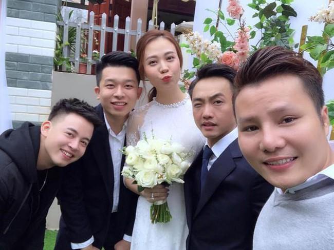 Vừa tung ảnh cưới ngọt ngào, Cường Đô La đã ấm ức mách mẹ vợ bị Đàm Thu Trang bắt nạt - Ảnh 4.