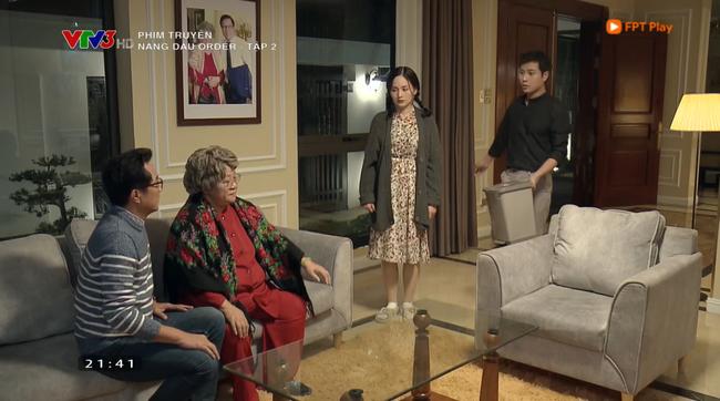 Nàng dâu order tập 2: Hóa ra sự thật bà nội chồng Lan Phương nhập viện cấp cứu lại là thế này! - Ảnh 1.