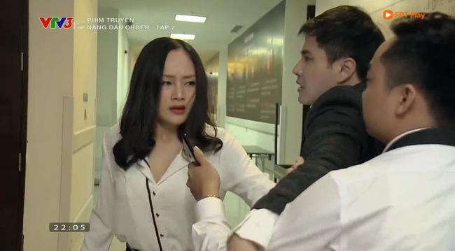 Nàng dâu order tập 2: Hồ ly tinh đến tận nhà cướp chồng nhưng Lan Phương vẫn bị chê trách vì thái độ này - Ảnh 3.