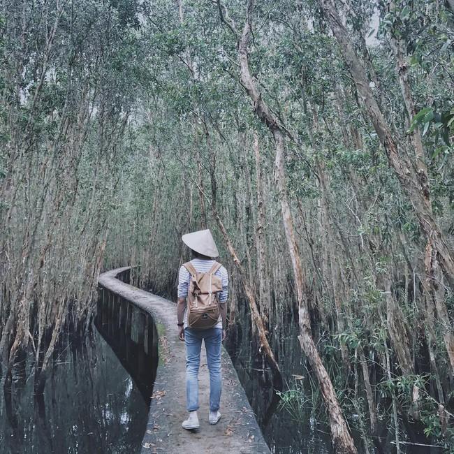 Nghỉ lễ ở Sài Gòn không cần đi xa, đến làng nổi Tân Lập là đủ vừa an yên vừa sôi động, mê nhất là các bé - Ảnh 11.