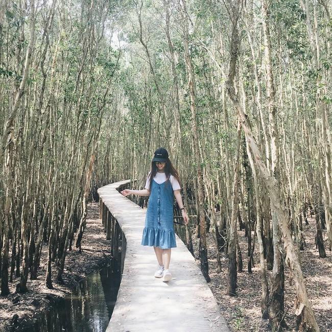 Nghỉ lễ ở Sài Gòn không cần đi xa, đến làng nổi Tân Lập là đủ vừa an yên vừa sôi động, mê nhất là các bé - Ảnh 10.