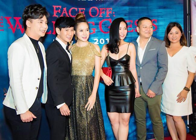 8 năm sau ngày đóng Trọn đời bên em, Kim Hiền phản ứng bất ngờ khi gặp vợ chồng Lý Hải - Minh Hà  - Ảnh 1.