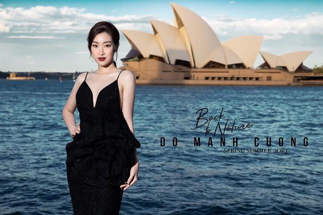 Show mới nhất của Đỗ Mạnh Cường tại Úc: Hà Tăng kín như bưng vẫn đẹp ngút trời, HHen Niê tiếp tục làm Nàng Thơ - Ảnh 2.