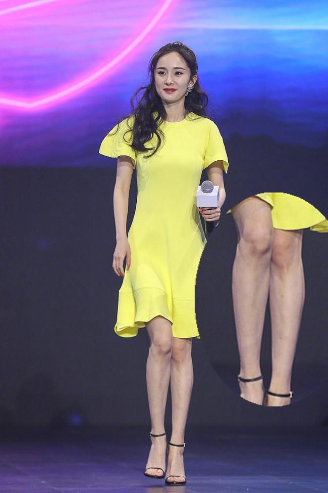 Nhìn những hình ảnh này là biết lý do vì sao Dương Mịch không thể sống thiếu photoshop! - Ảnh 4.