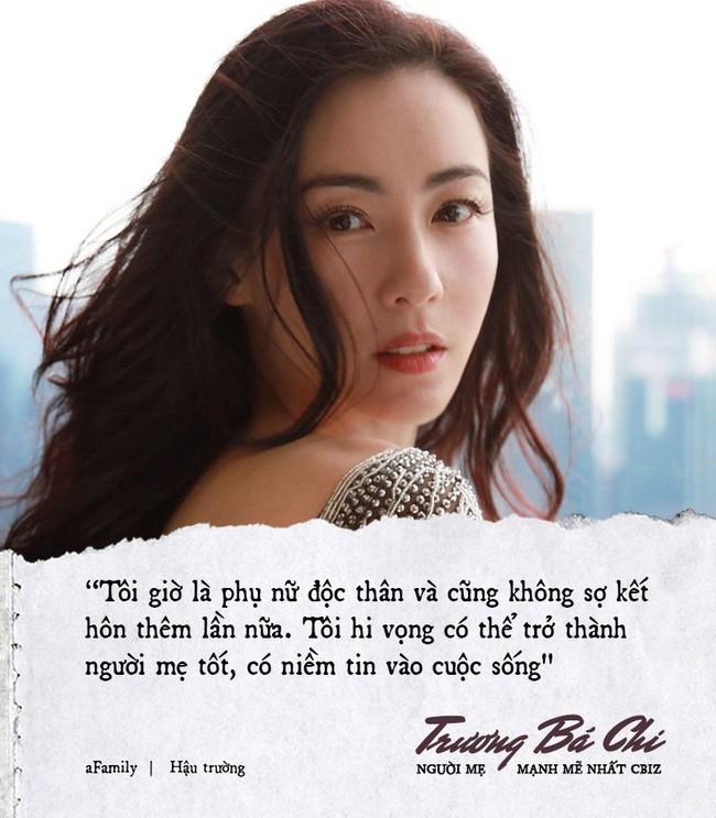 Trương Bá Chi: Bà mẹ nữ cường của Cbiz, 7 năm trời vẫn đau đáu nỗi đau không thể cho con một gia đình đủ đầy cha mẹ - Ảnh 4.